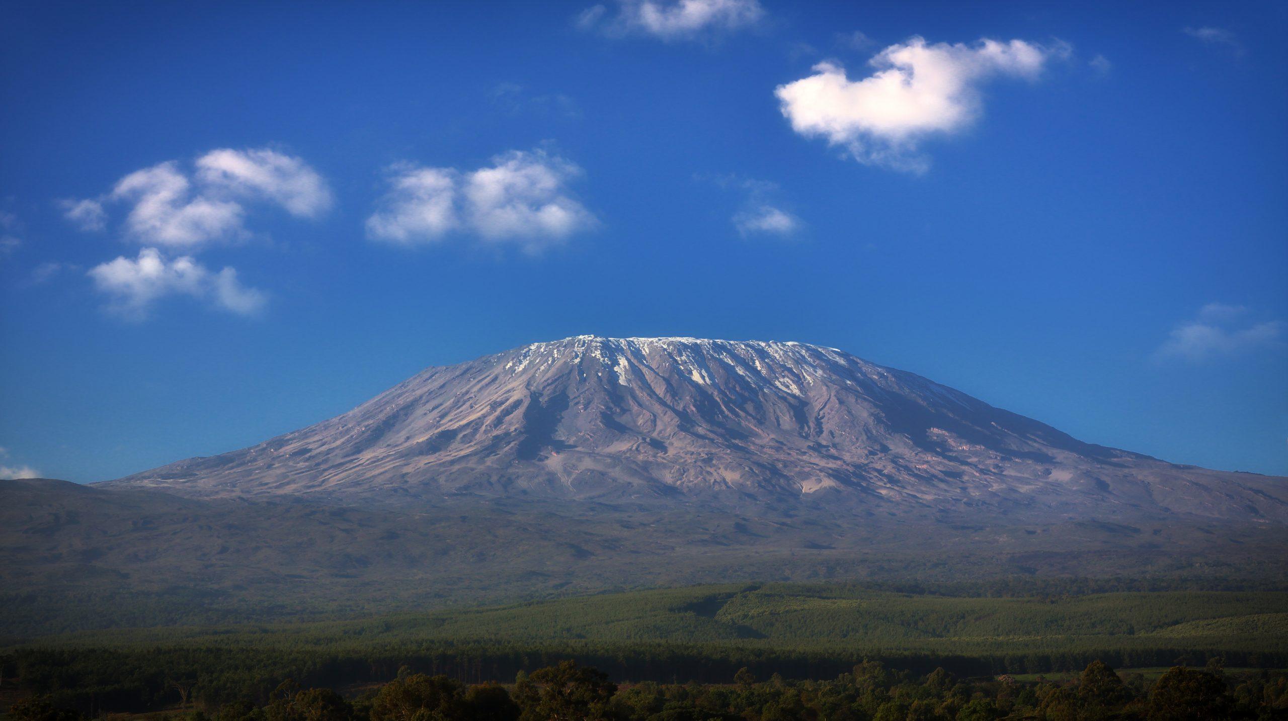 Een bezoek brengen aan de Mount Kilimanjaro