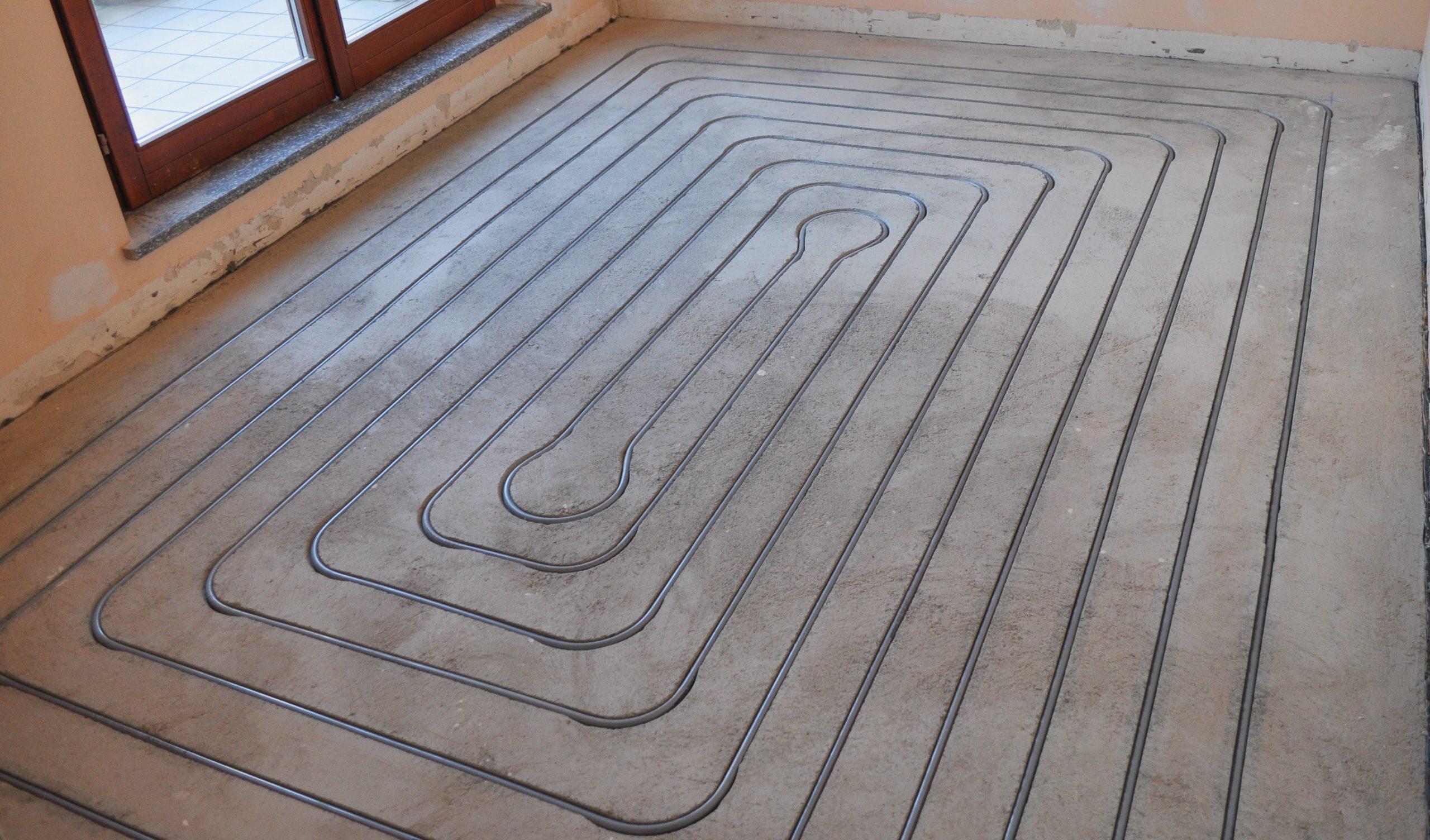 Waarom kiezen voor vloerverwarming?